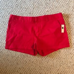 Red Gap shorts, size 18